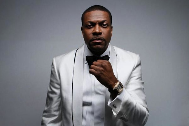 Chris Tucker's first stand-up special, taped in 2012, will debut July 2015 on Netflix
