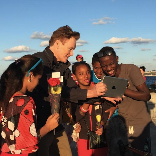 Conan O'Brien goes to Cuba: A special wonderful hour #ConanCuba