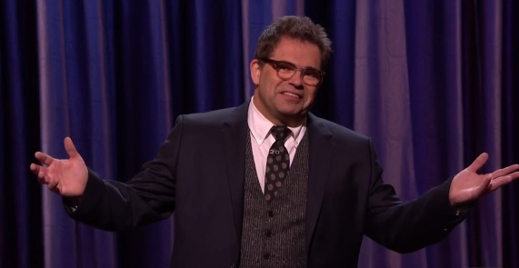 Dana Gould on Conan