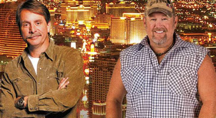 Jeff Foxworthy and Larry the Cable Guy team up for own SiriusXM comedy channel