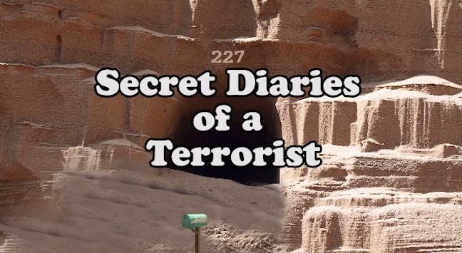 "The Final Edition presents, ""Secret Diaries of a Terrorist,"" first in a satirical webseries"