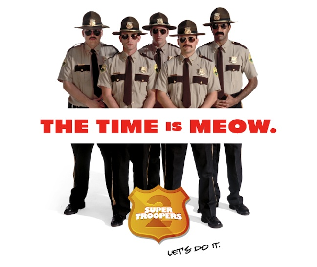 """Broken Lizard TBS sitcom not happening, group goes for broke with """"Super Troopers 2"""" Indiegogo"""