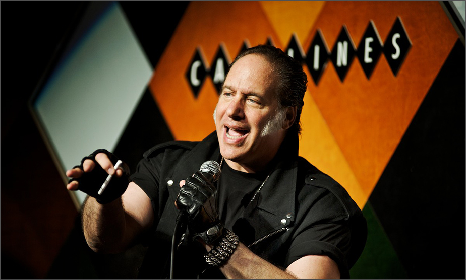 The Diceman cometh twice: Andrew Dice Clay earns new Showtime series in 2016 plus stand-up special in 2015
