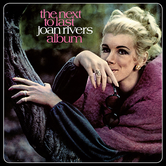Rare 1968 Joan Rivers stand-up comedy album to be released for first time on CD for Record Store Day 2015