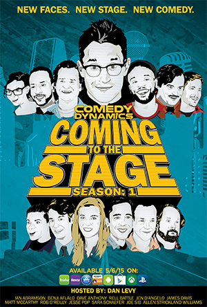 """Dan Levy hosting """"Coming To The Stage,"""" new stand-up showcase for Comedy Dynamics"""