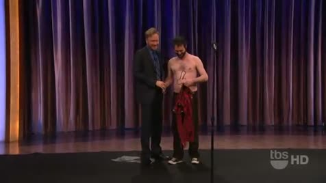 """Is """"Conan"""" the only stand-up TV credit that matters most now?"""