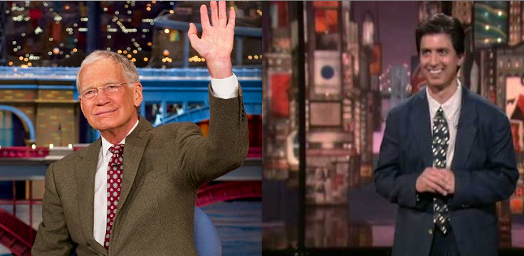"""Ray Romano hosts CBS tribute, """"David Letterman: A Life On Television"""""""
