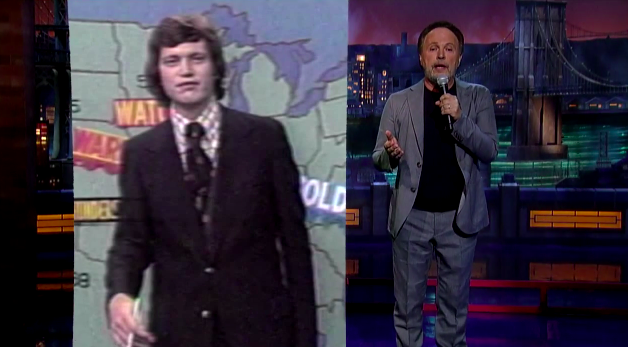 Billy Crystal's musical tribute to David Letterman