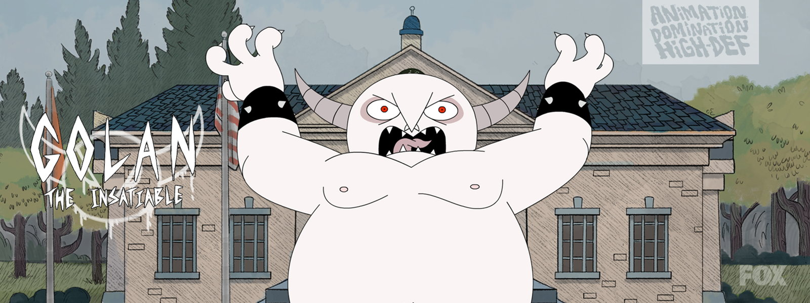 FOX promotes Golan The Insatiable to primetime for summer 2015, recasts main voices