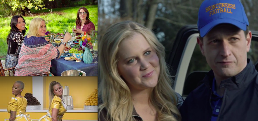 Watch the third-season premiere of Inside Amy Schumer on Comedy Central