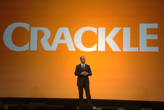 At 2015 Crackle Upfronts, Jerry Seinfeld snaps at YouTube, pops TV's bubble
