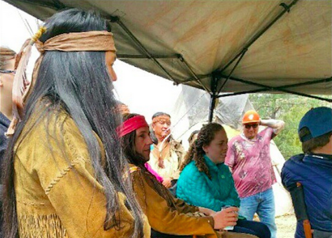 Native American actors walk off set of Adam Sandler's Ridiculous Six movie for Netflix