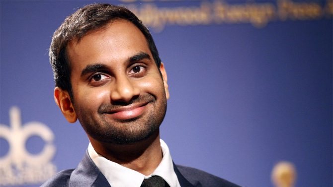Aziz Ansari lands 10-episode order for untitled Netflix sitcom