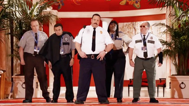 Too Paul, Too Blart: Die Hard or Mall Cop Trying (aka reviewing Paul Blart, Mall Cop 2)