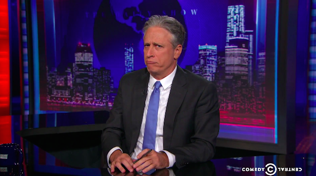 Jon Stewart announces he'll stop hosting The Daily Show after Aug. 6, 2015