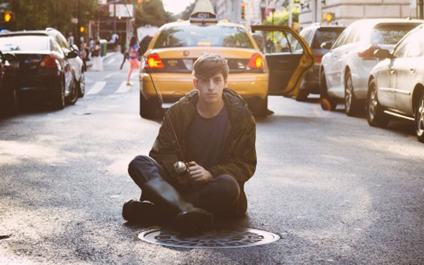 Meet Me In New York: Alex Edelman