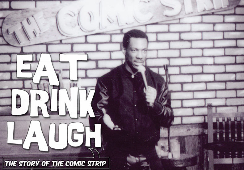 "[Sponsored Post] Watch, rent, buy: ""EAT, DRINK, LAUGH: The Story of The Comic Strip"""