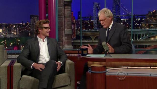 "Not quite Stupid Human Tricks: Repeats of ""The Mentalist"" will replace Late Show with David Letterman from May 21-June 5"