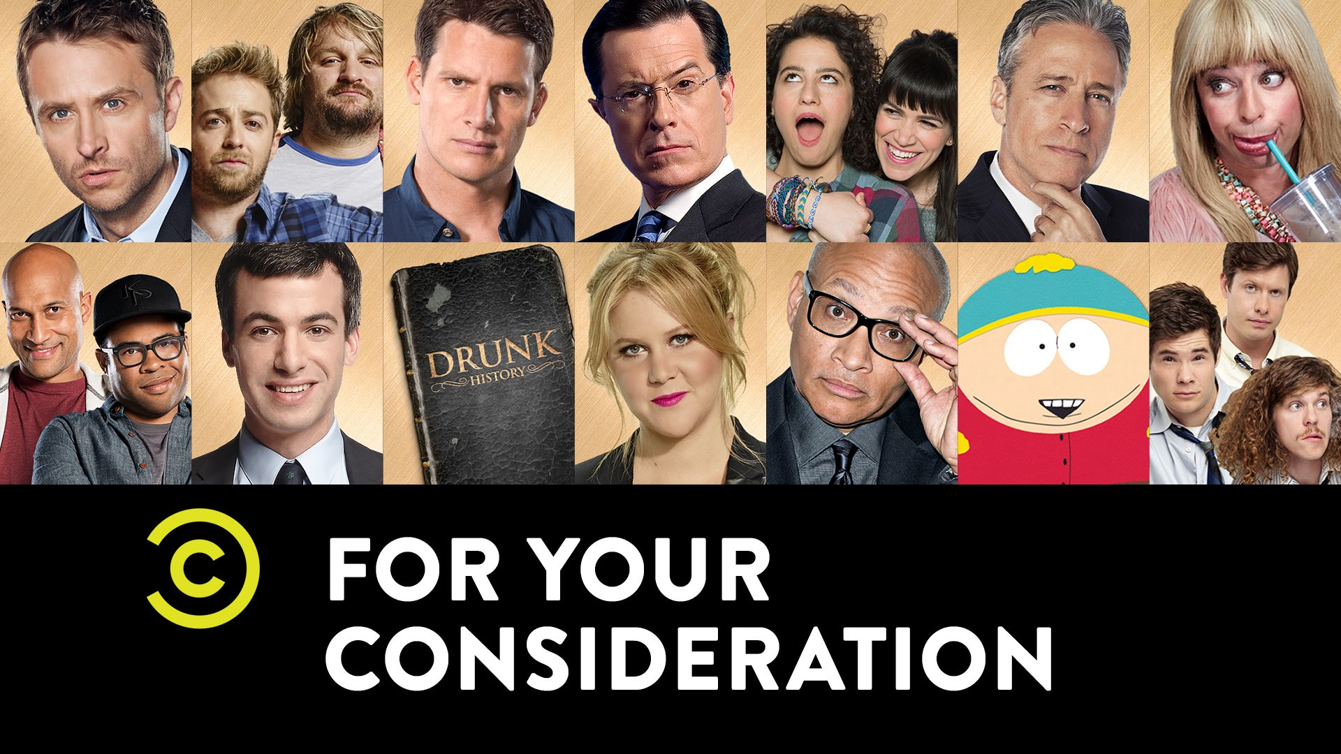 Comedy Central at peak TV glory, just as TV viewership is fading