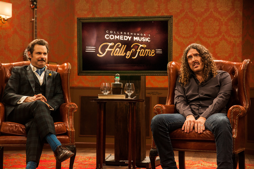 CollegeHumor's Comedy Music Hall of Fame, on IFC