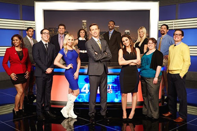 """Summer 2015: TBS presents """"Funny or Die Presents America's Next Weatherman"""" competition"""