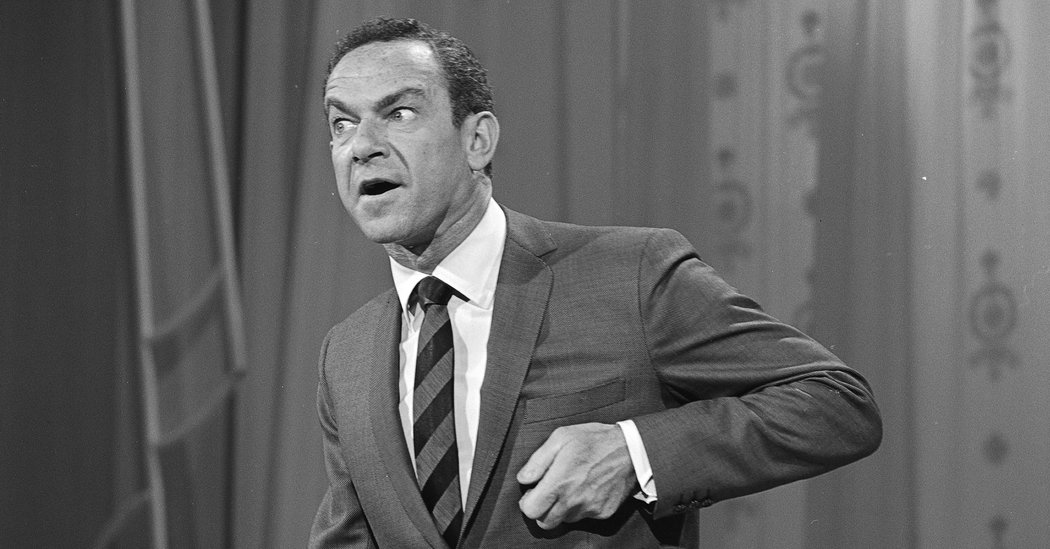 R.I.P. Jack Carter (1922-2015)