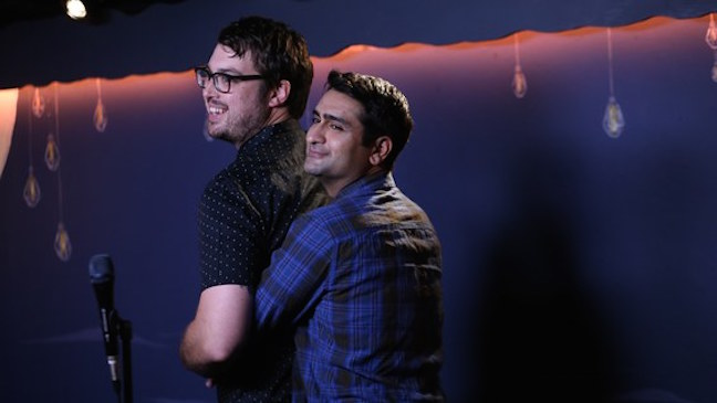 A second seasoning of The Meltdown with Jonah and Kumail on Comedy Central