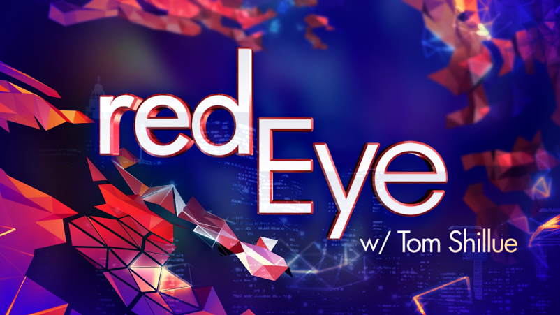 "Tom Shillue takes over hosting duties of ""Red Eye"" on FOX News"