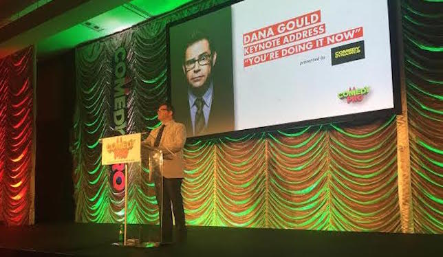 "Dana Gould's Just For Laughs Keynote Address of 2015: ""You're Doing It Now"""