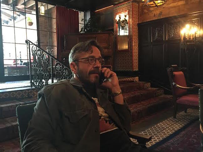 Last Things First, Episode #5: Marc Maron