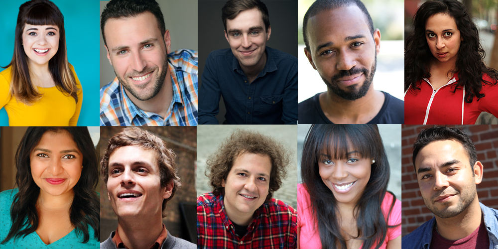 First impressions: 2015 New Faces of Comedy, Characters