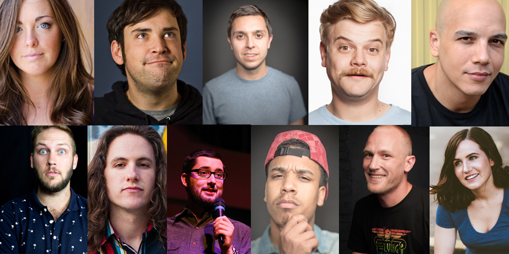 First impressions: 2015 New Faces of Comedy, Unrepped