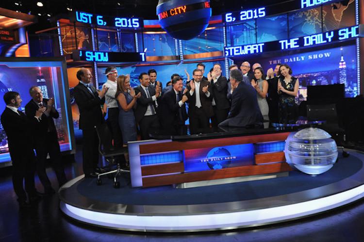 #JonVoyage: Jon Stewart's final episode of The Daily Show
