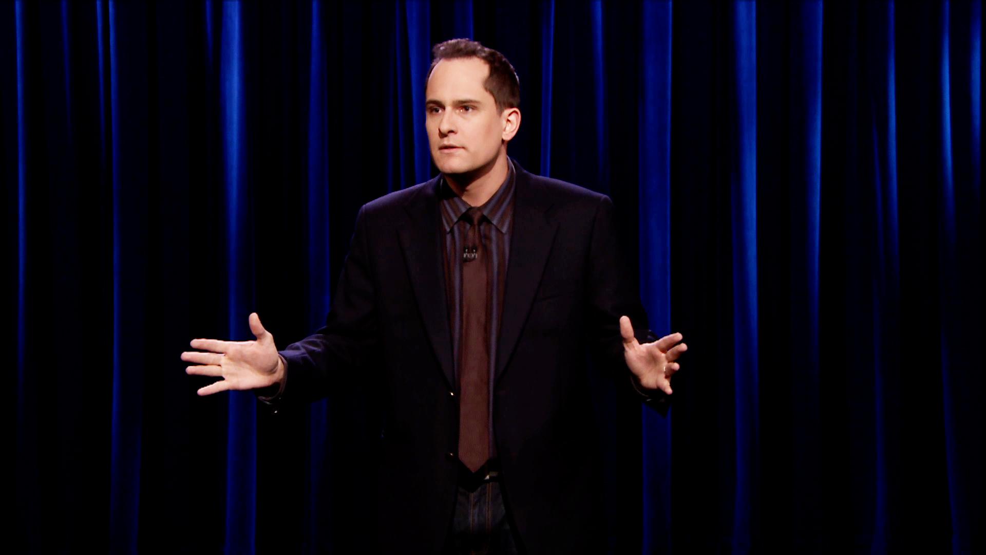 Jon Rineman on The Tonight Show Starring Jimmy Fallon