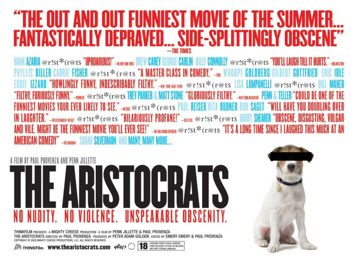 An oral history of the making of The Aristocrats movie, 10 years later