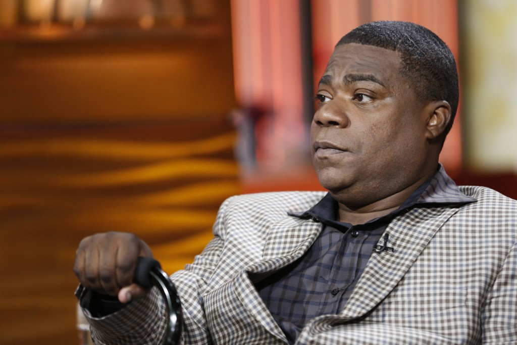 Tracy Morgan's TV comeback will commence by hosting SNL!