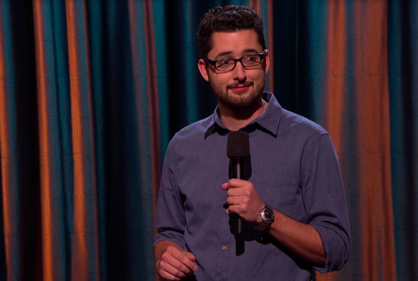 Caleb Synan's late-night debut on Conan