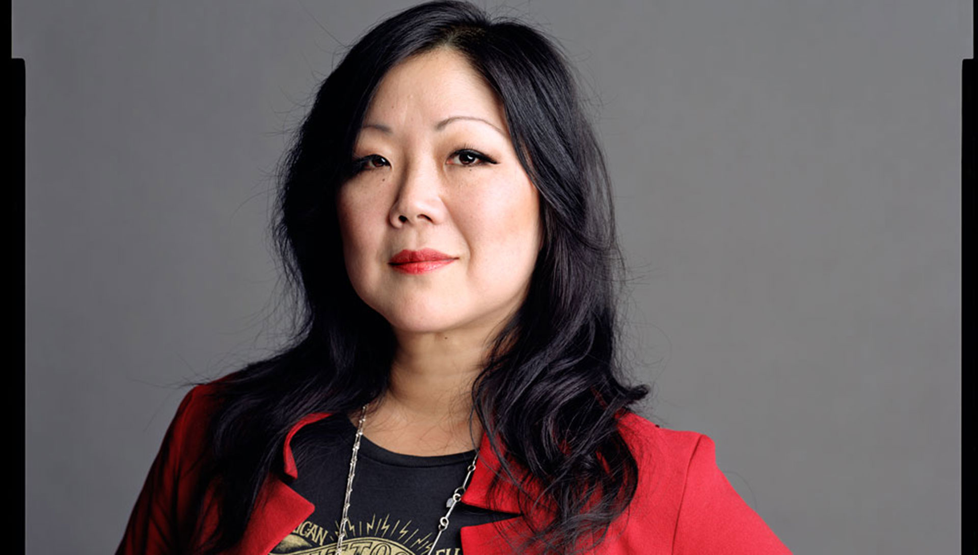 Margaret Cho on her mother's Korean accent, father's lack of one, and their acceptance of her