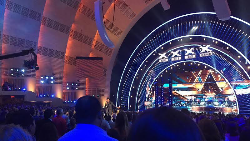 Inside the semifinals of America's Got Talent with Gary Vider, Piff the Magic Dragon and Paul Zerdin