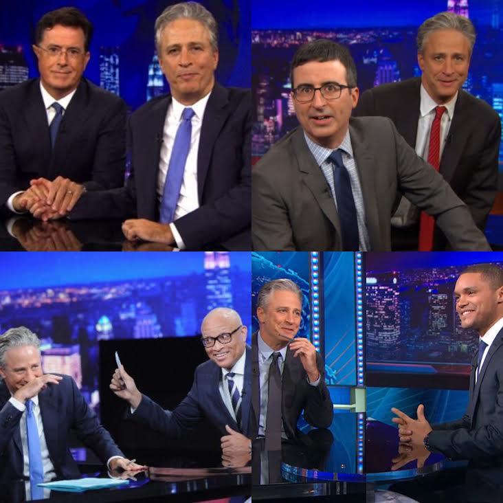 Jon Stewart: The Godfather of Late-Night TV in 2015