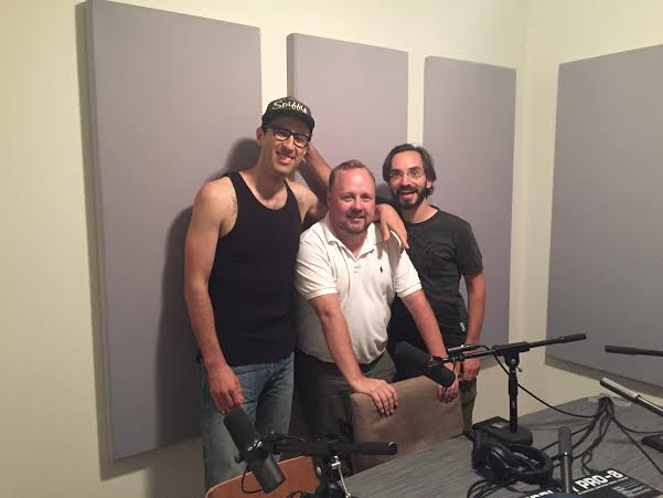 Episode #17: Myq Kaplan and Zach Sherwin