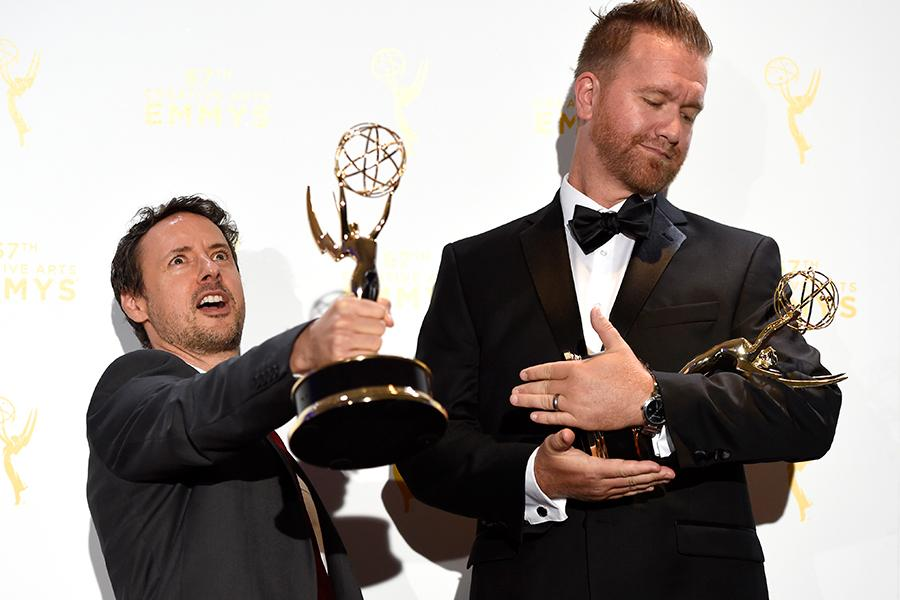 2015 Creative Arts Emmy Awards winners in comedy