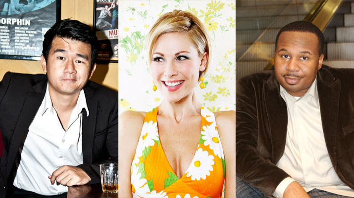 The Daily Show with Trevor Noah hires new correspondents: Ronny Chieng, Desi Lydic and Roy Wood Jr.