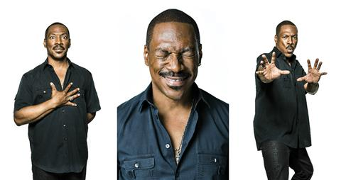 "Eddie Murphy, 2015 Mark Twain Prize winner, on not telling a joke onstage since 1987's ""Raw"""