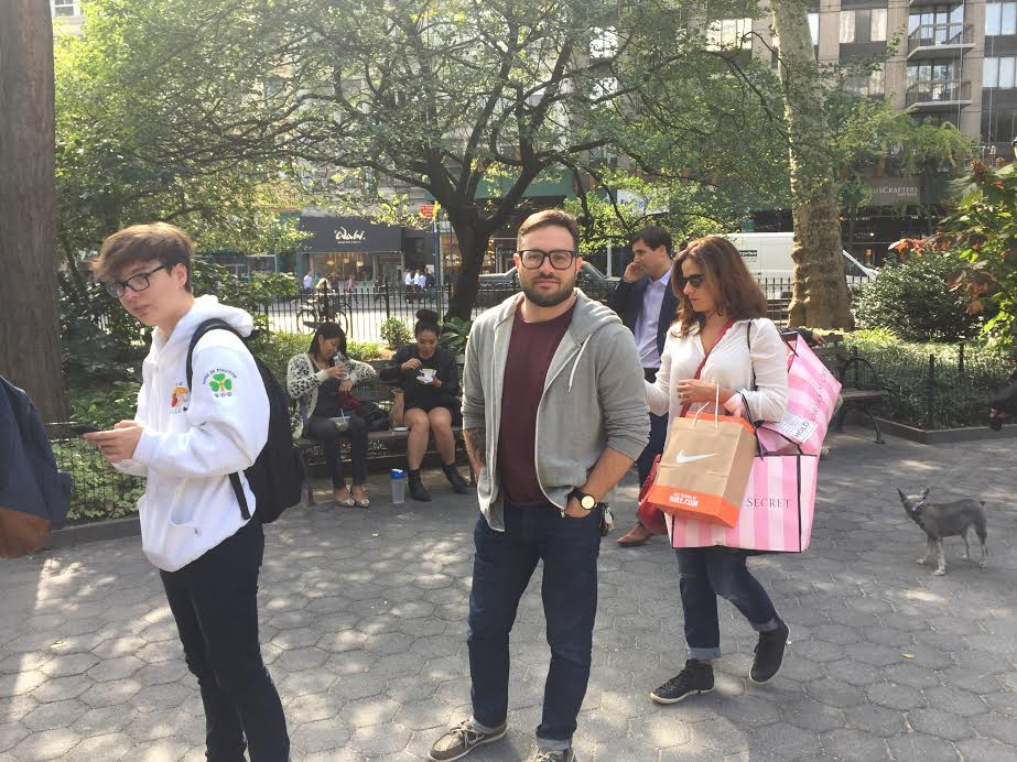 Meet Me In New York: Eliot Glazer