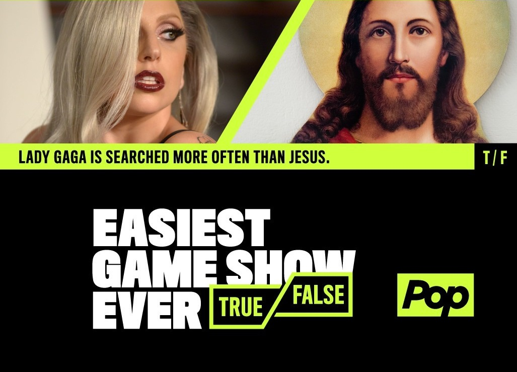 """True or False? POP TV orders 20 episodes of """"Easiest Game Show Ever"""" hosted by Michael Ian Black"""