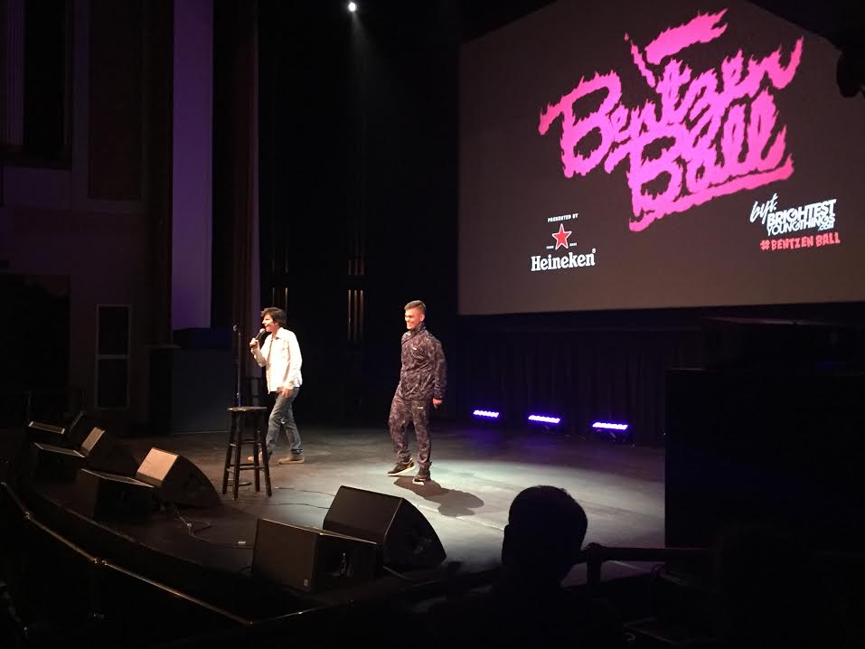 Bentzen Ball 2015 ends with a surprise guest from curator Tig Notaro