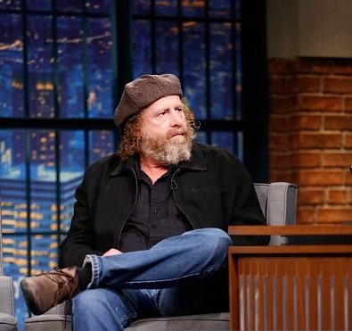 "What does a co-producer do on ""Louie""? Steven Wright explains his role on the FX series"