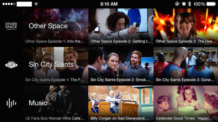 "Yahoo! ""lost"" $42 million investing in Original Series such as Community, Other Space, Sin City Saints"