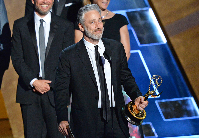 Jon Stewart follows John Oliver, Bill Simmons to HBO with new exclusive four-year production deal